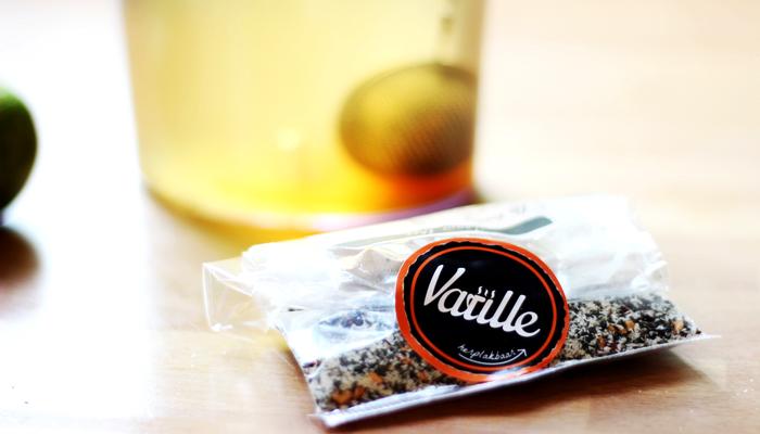 Zelfgemaakte Iced Tea 1