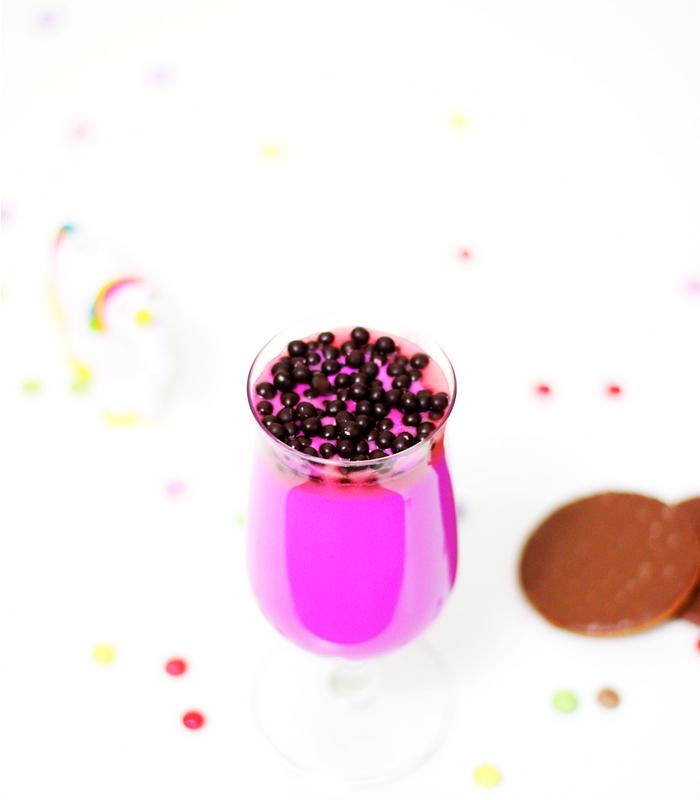 Roze chocolademelk 3