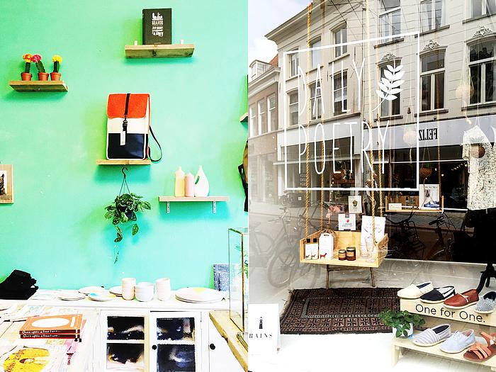 hotspots in Den Bosch Koekwaus Daily Poetry