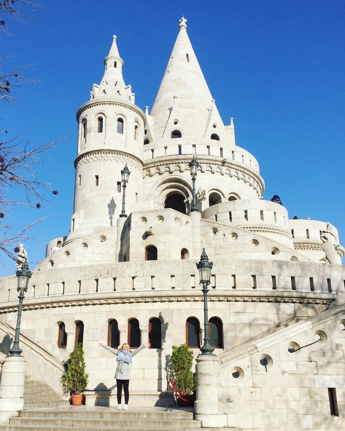 boedapest hotspots hongarije budapest castle district