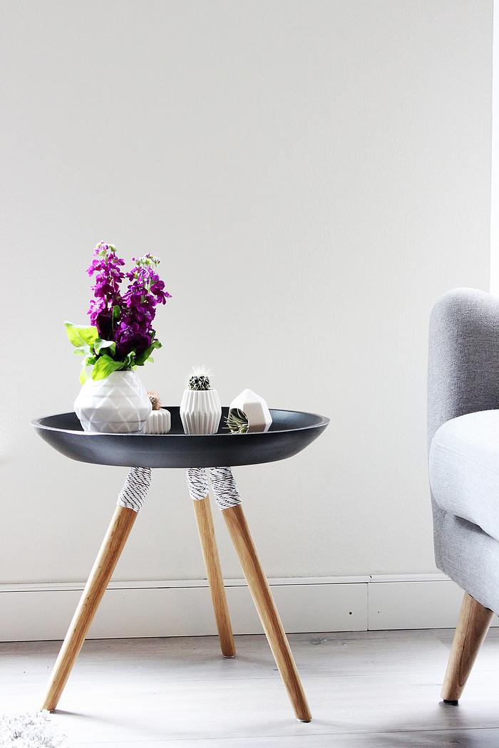 verhuizen IKEA SVÄRTAN bijzettafel ikea hack nieuwe huis