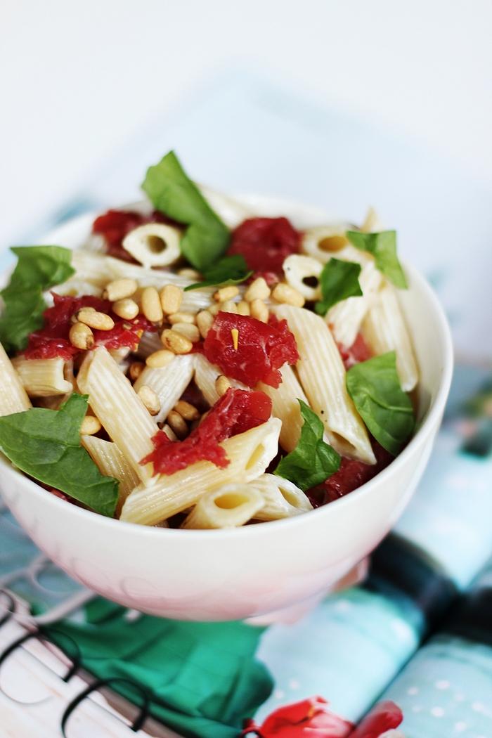 carpaccio pastalade recept makkelijk pasta carpaccio truffelmayonaise recipe
