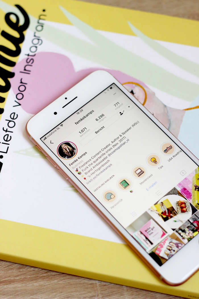 instagram biografie tips linktree instagram stories highligts