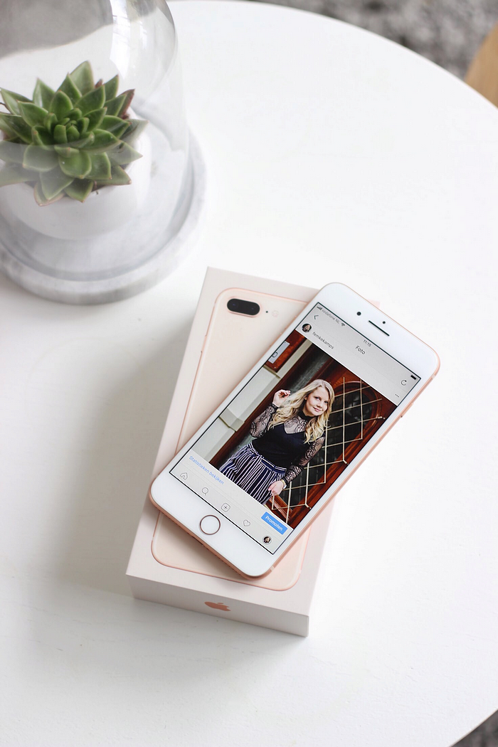 iPhone 8 Plus Gold 254 GB