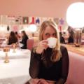 Afternoon Tea Sketch London high champagne londen roze restaurant pink restaurant pink hotspot sketch afternoon tea