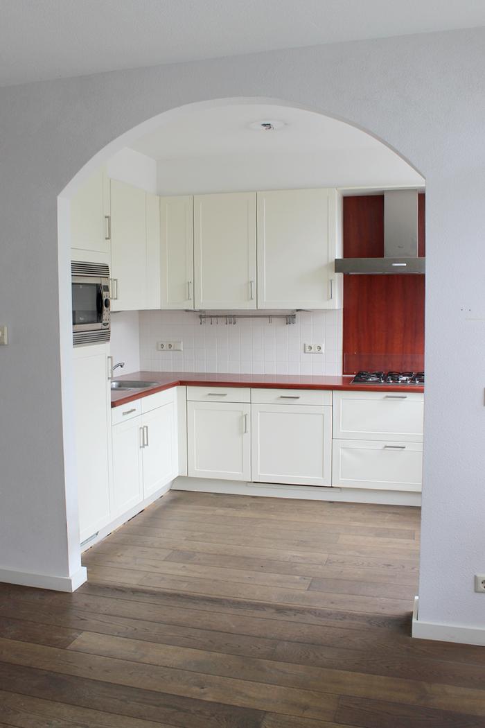 keuken make-over voor en na foto's logeerkamer tips interieurinspiratie keuken inrichten