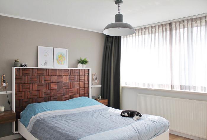 slaapkamer make-over voor en na foto's home make-over