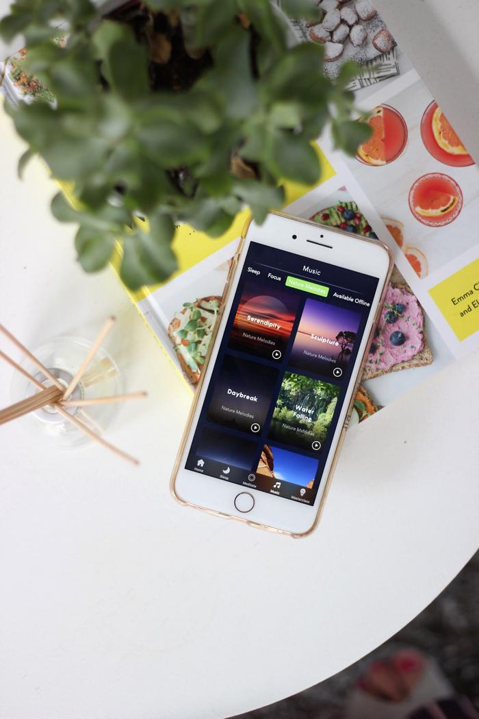 calm app meditatie app meditation app review