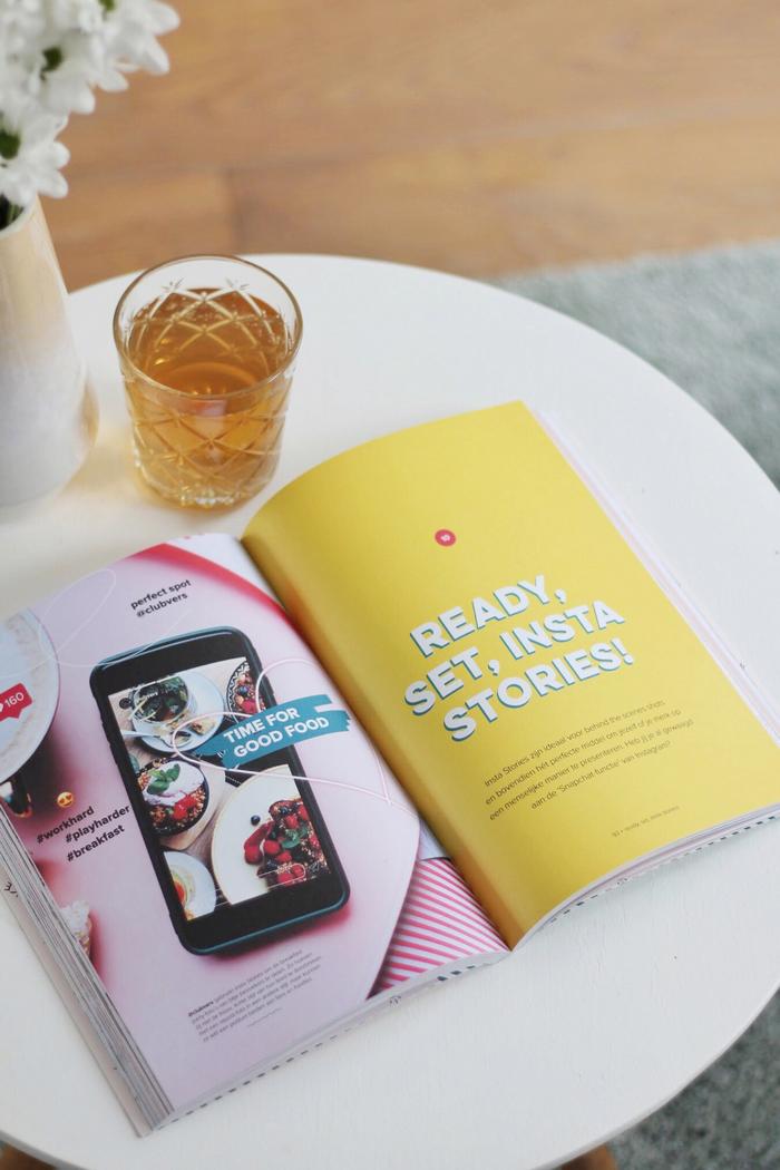 #INSTAPROOF recensie kirsten jassies joyce nafzeg instaproof boek instagram boek instagram handleiding recensie review