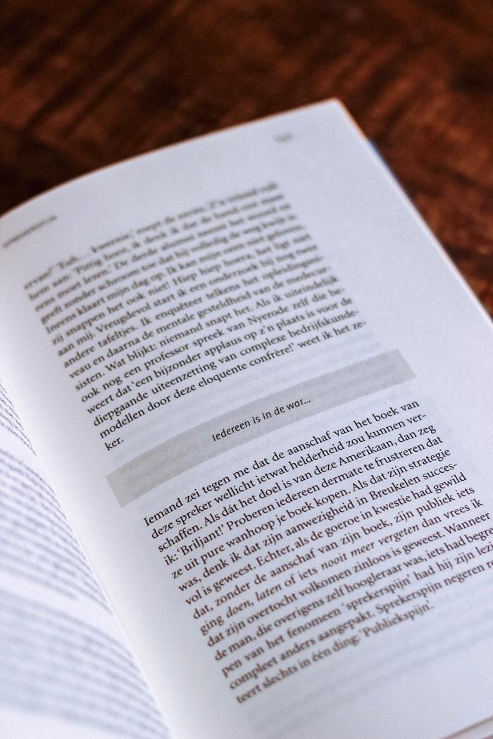verbaal meesterschap remco claassen recensie review