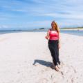 vrouwenpolder zeeland strand nederland femke kamps