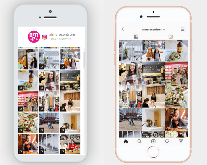 instagram posts inplannen instagram tools canva sked social
