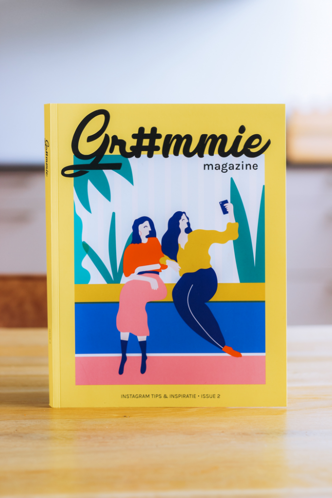 grammie magazine amber van leeuwen the social good girl instagram tips