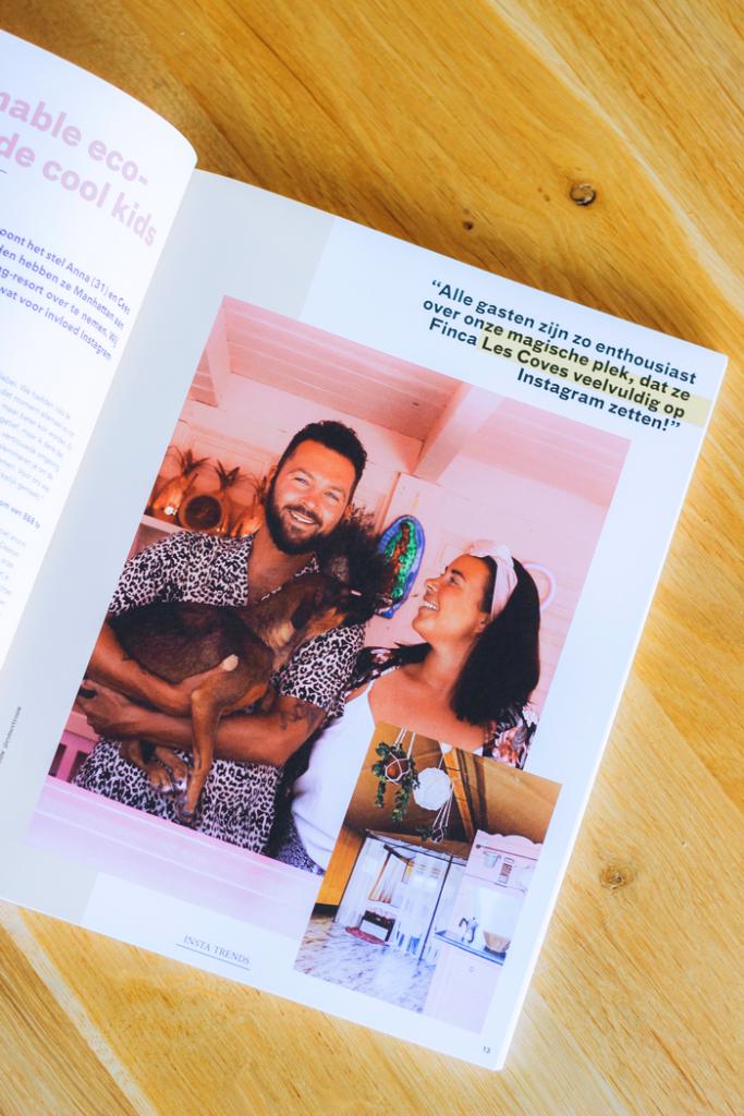 grammie magazine amber van leeuwen the social good girl instagram tips